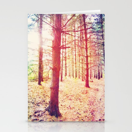 Fantasy in the Pines Stationery Cards