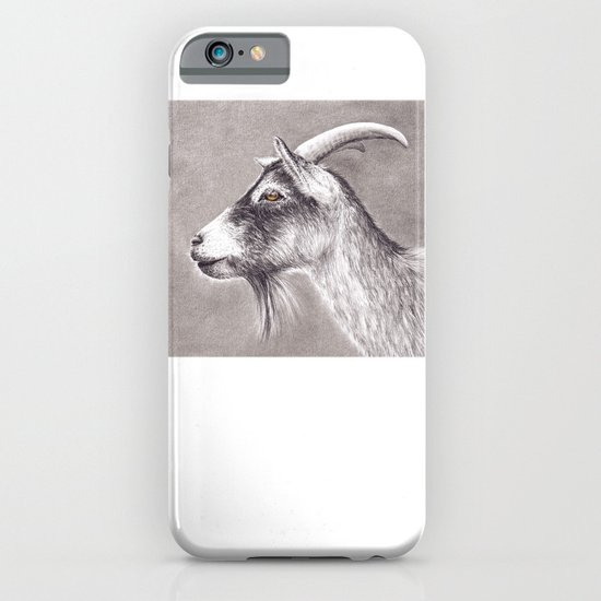 Little goat iPhone & iPod Case