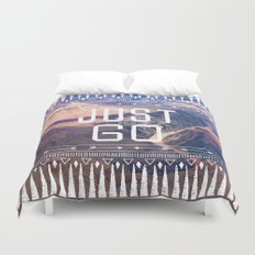 JUST GO Duvet Cover