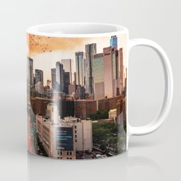NEW YORK CITY IX Coffee Mug