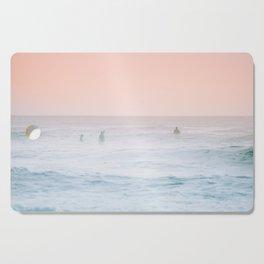 Sunset Surf Cutting Board