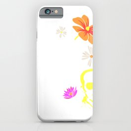The Crazy Never Die | Hunter S. Thompson iPhone Case