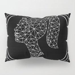 Hunky Punky - Galaxy Black Pillow Sham