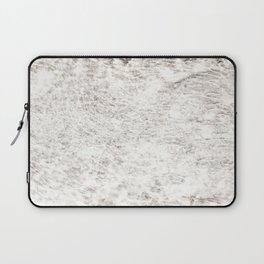 Abstract Texured Canvas Laptop Sleeve