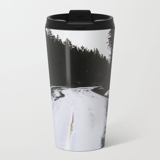 After the rain Metal Travel Mug