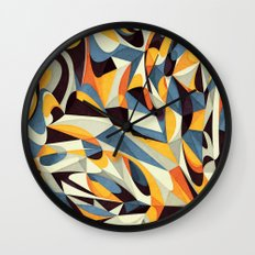 Something From Nothing Wall Clock