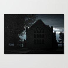 DESTINY ISLAND Canvas Print