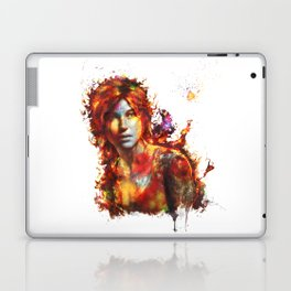 Lara Croft Laptop & iPad Skin