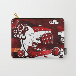 urban-city in a dream Carry-All Pouch