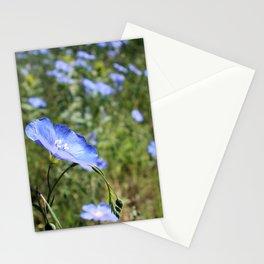Blue 3 Stationery Cards