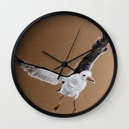 Laridae Wall Clock