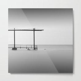 calm water Metal Print