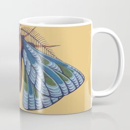 blue moth (original sold) Coffee Mug
