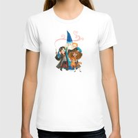 harry potter T-shirts featuring Harry Potter Hug by Super Group Hugs