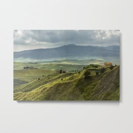Tuscany hills II Metal Print