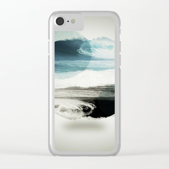 Nalunani Clear iPhone Case
