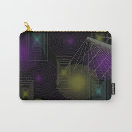 Rays of Power Carry-All Pouch
