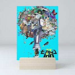 mob psycho 100 Mini Art Print