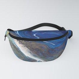 Sea Flow Fanny Pack