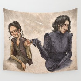 And do not fight anymore!.. Wall Tapestry