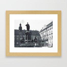 Moabear Framed Art Print
