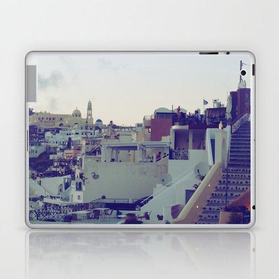 Fira at Dusk V Laptop & iPad Skin