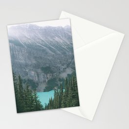 Lake Louise II Stationery Cards