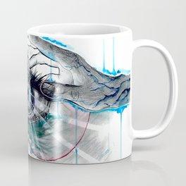 Magic Hands Artwork Coffee Mug