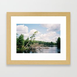 Kawartha Lakes #1 Framed Art Print