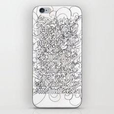 McLuhan iPhone & iPod Skin