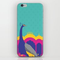 india iPhone & iPod Skins featuring India by Kapil Bhagat