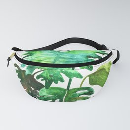 Philodendron Magic Fanny Pack
