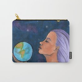 Between the Stars Carry-All Pouch