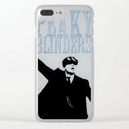 Blinders Manifest! Clear iPhone Case
