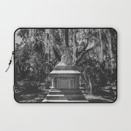 Bonaventure Cemetery Statue Laptop Sleeve