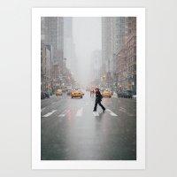 New York, 2014 Art Print