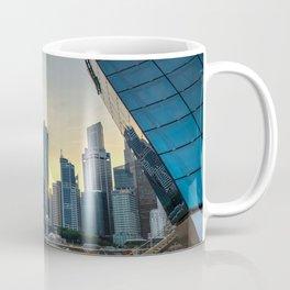 CBD details, Singapore Coffee Mug