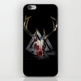 Odin's Fury iPhone Skin