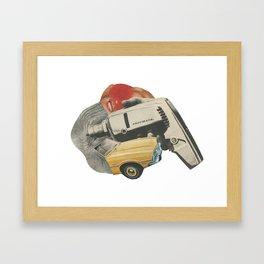 Men's Series: Decisions Framed Art Print