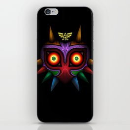 The Mask Of Majora iPhone Skin