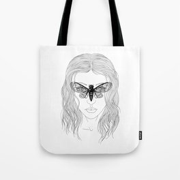cicada glasses Tote Bag