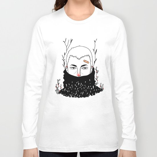 Cold Days Long Sleeve T-shirt