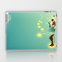 Herbal Remedies: Dandelion Laptop & iPad Skin