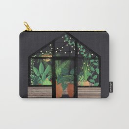 Greenhouse at Night Carry-All Pouch