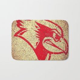Illinois State University Redbirds Bath Mat