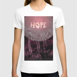 Hope, Climbing / Wonderful Planet 13-11-16 T-shirt