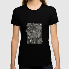 Mysteries of the Deep T-shirt