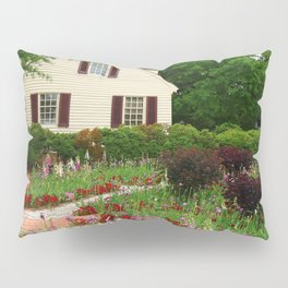 Cottage Garden - Colonial Williamsburg Pillow Sham