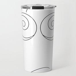 Simply Bird Travel Mug