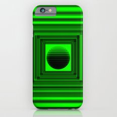 Abstract Green 101 iPhone 6s Slim Case